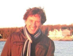 Co-editor Joshua G. Stein