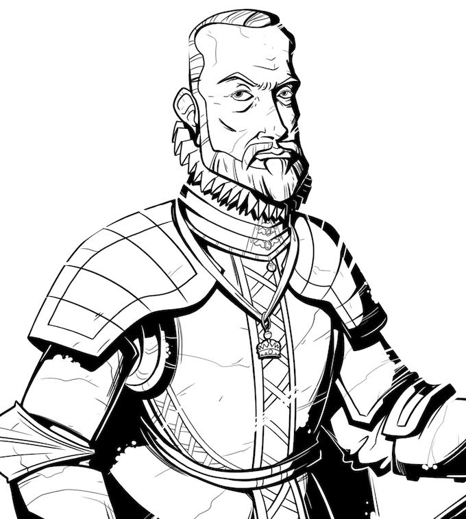 King Phillip IV