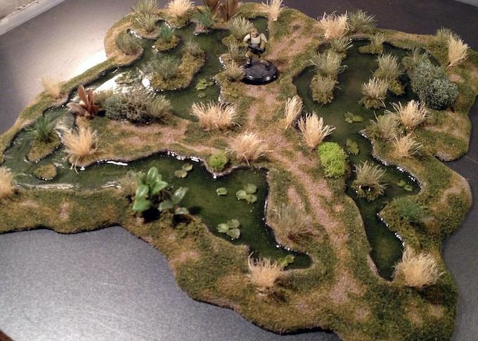 Multi-Pool Swamp