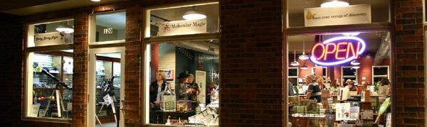 H.M.S. Beagle's Storefront