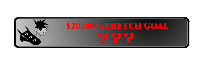 $20,000 Stretch Goal - Small Side Board and Magnetic Accessory!