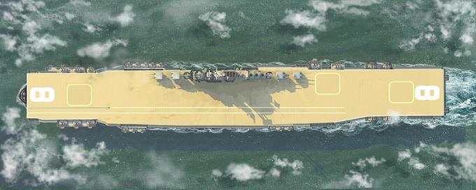 Hornet CV-8