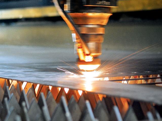 lasercutting titanium