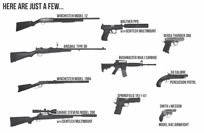 The Firearm Sound Library by Ben Jaszczak — Kickstarter