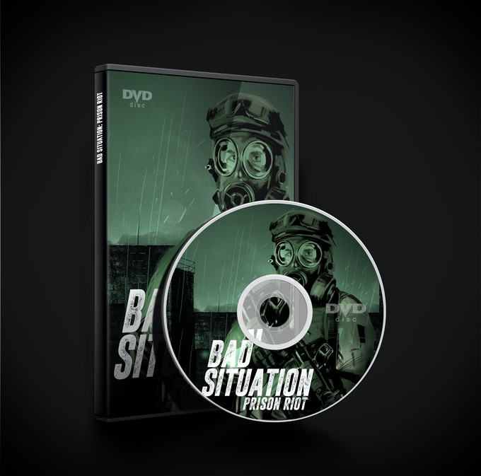 The complete film on DVD with interesting bonuses. Receive when you pledge $79 or more.