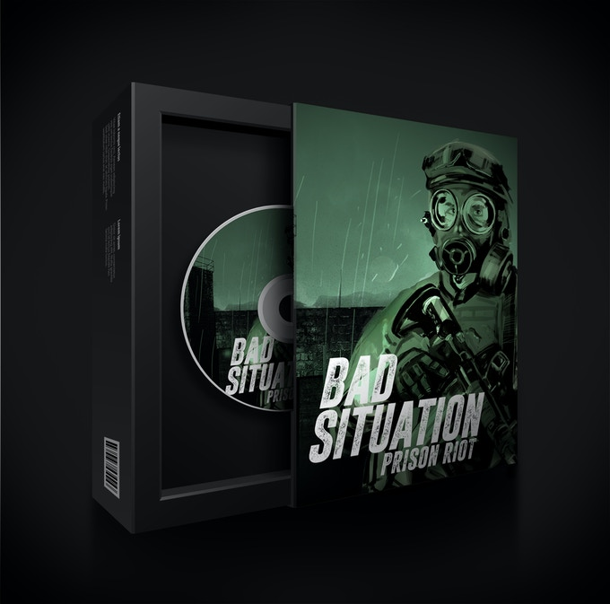 The complete film in high quality on Blu-Ray with interesting bonuses. Receive when you pledge $250 or more.