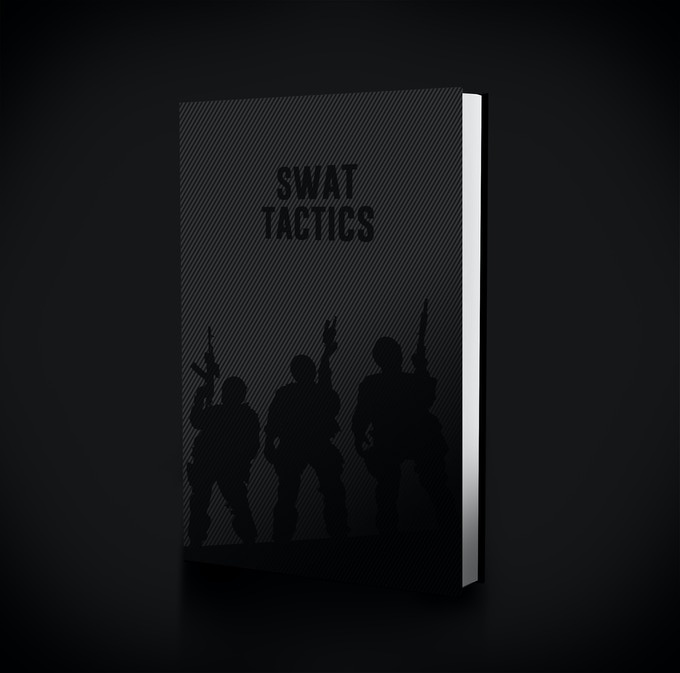 Book guide with real techniques and tactics used by SWAT units. Receive when you pledge $79 or more.