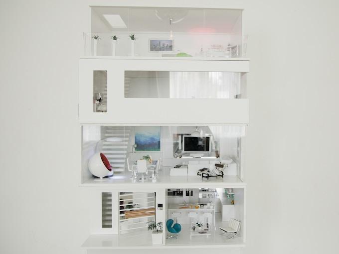 MiPad (4 individual floors)