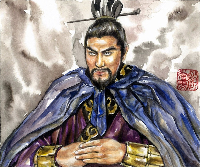 Yuan Tan: oldest son of Yuan Shao