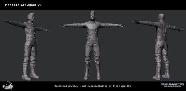 The Mandate by Perihelion Interactive LLC » Halfway, Reddit AMA