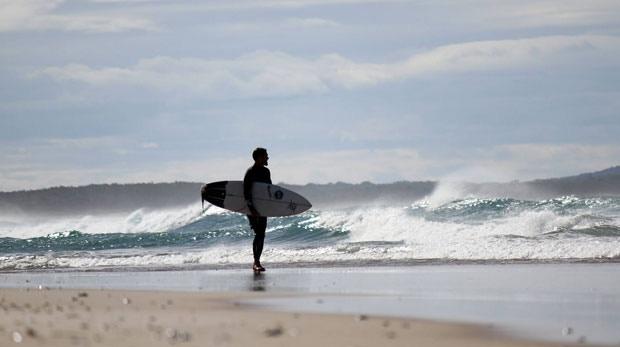 David in Byron Bay, NSW, Australia
