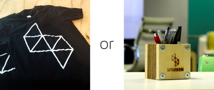 Tee or Pencil Holder