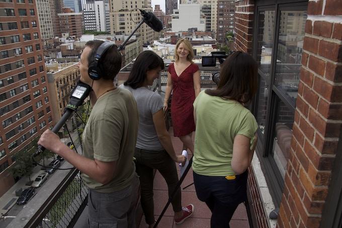 Audio Operator- David Tews, Producer/Director- Michelle Ortega, Single Lady- Liza Horan, Director of Photography- Svetlana Cvetco