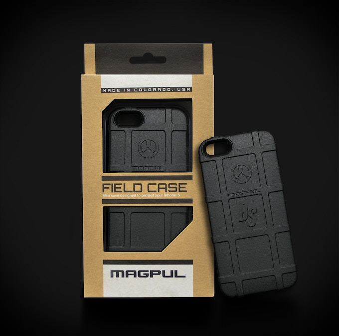 Protective case made by a world famous company that makes tactical gear for special units. Receive when you pledge $250 or more.