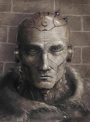 Steampunk Holmes: Frankenstein, by Levi Hoffmeier