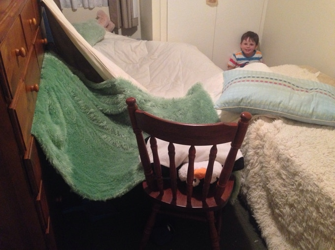 Squishy Forts Pillow Fort Construction Kits By Ross