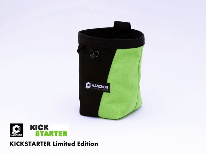 Green/Black limited edition is only available during Kickstarter funding period.