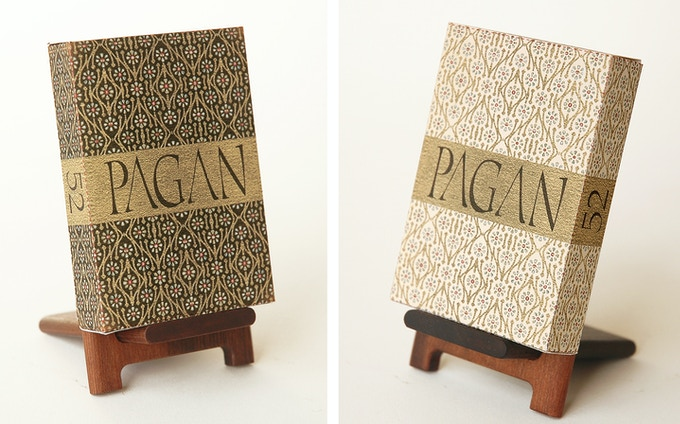 Pagan Tuckbox Front