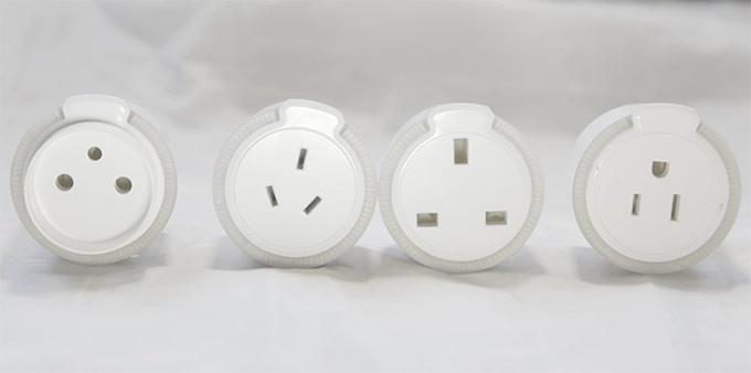 We've made Type-F, Type-I, Type-G, & Type-B plugs