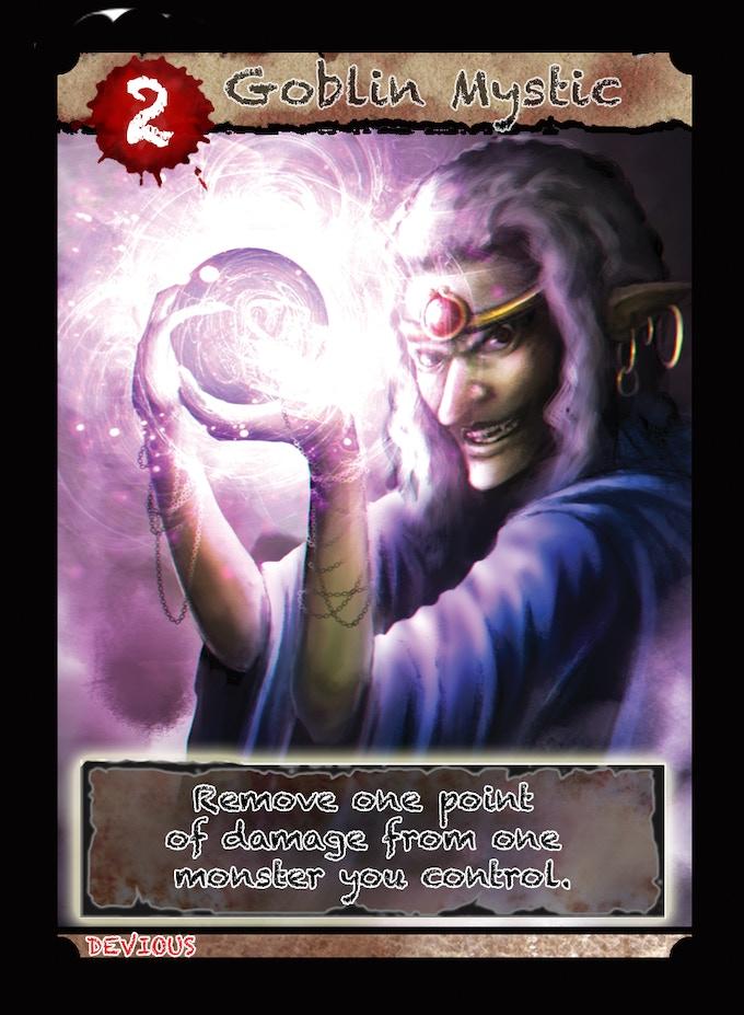 The Goblin Mystic