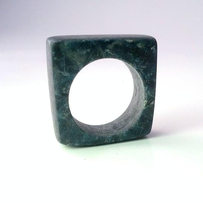 Denimite Square Ring