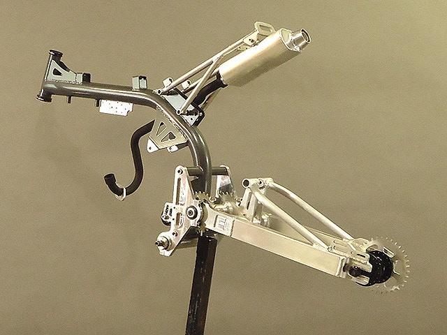Motoped Frame Kit