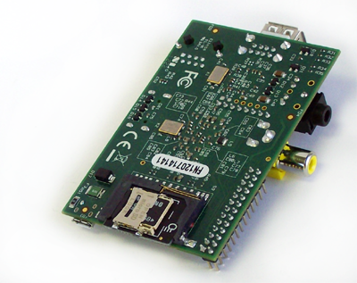 Raspberry Pi with this adapter