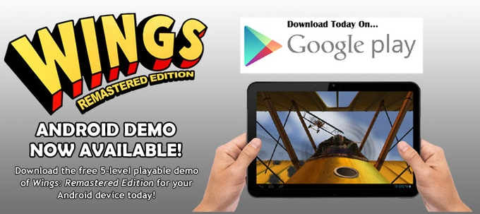 Android Trial Demo Now Available! Play now!