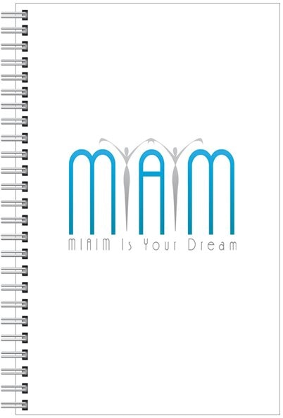 Miaim Thank You Notebook