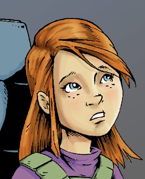 Tired of growing up in the secret facility of her father, Dr. Grant, Betty wants to get out and see the worlds outside.