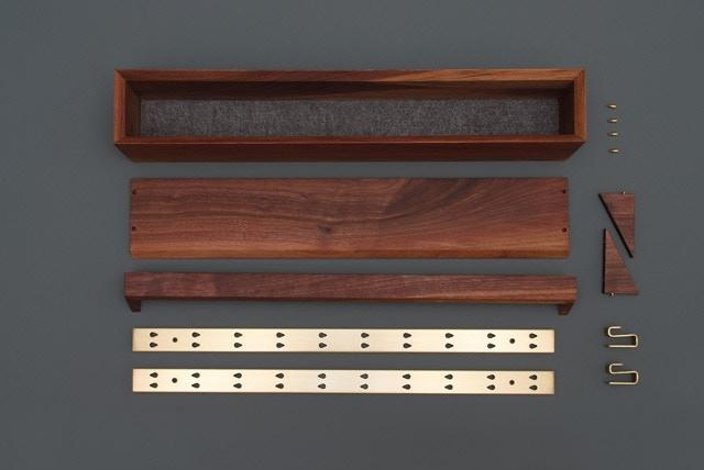 A single Present module in parts