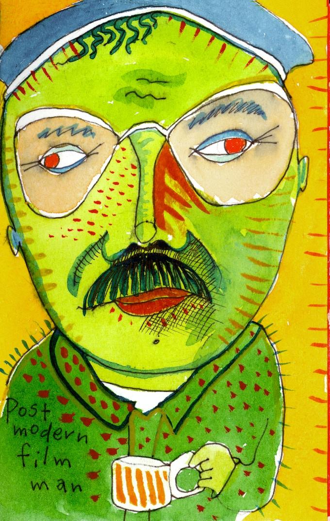 """""""Portrait of Ben Pearson"""" by Jimmy Abegg"""