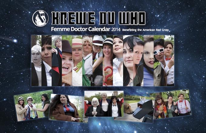 KdW 2014 Femme Doctor Calendar