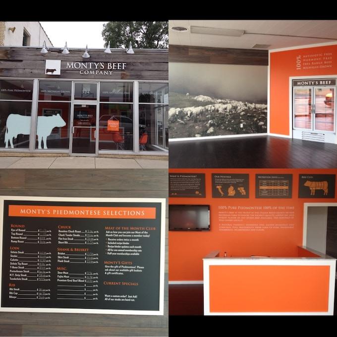 Our Retail Store in Royal Oak, MI