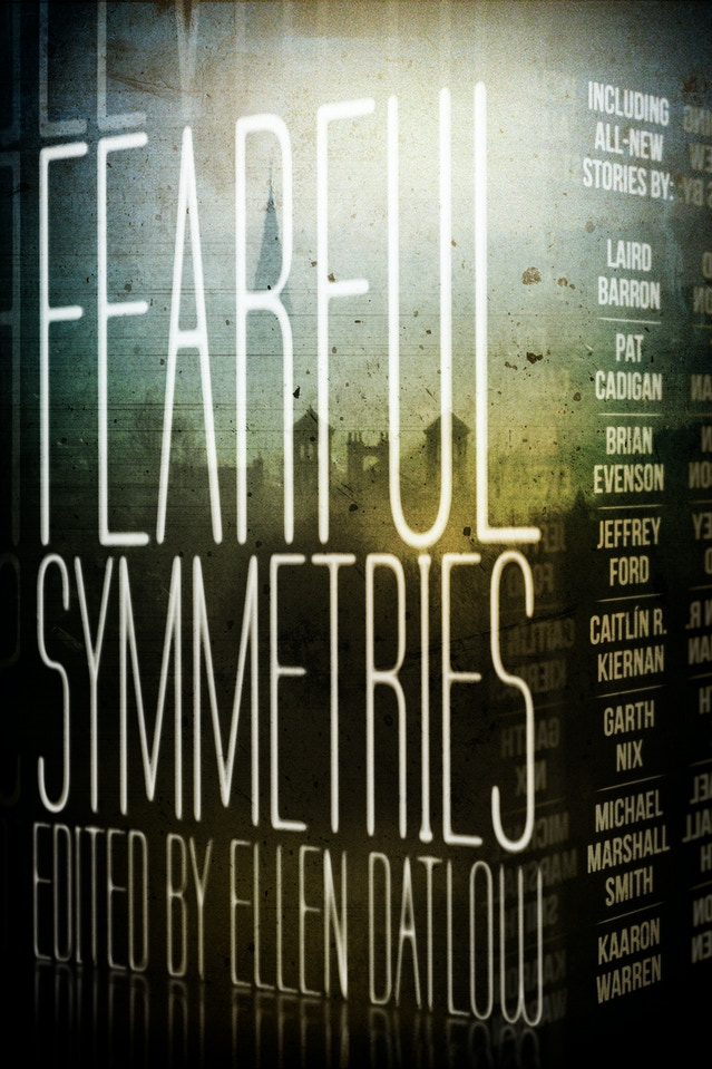 Fearful Symmetries -cover by Erik Mohr
