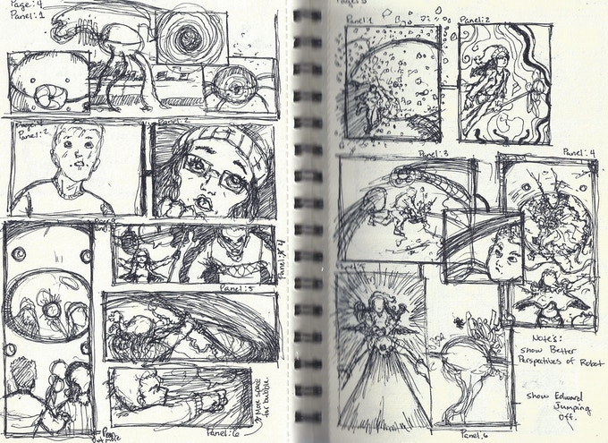 Page 4-5 Sketch
