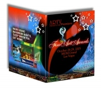 AWARDS Publication! To view a copy: www.artvawards.com/advertising