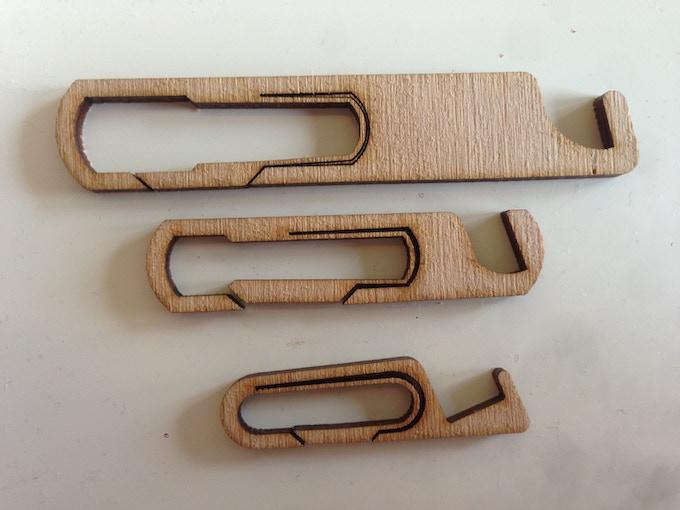 wood prototypes
