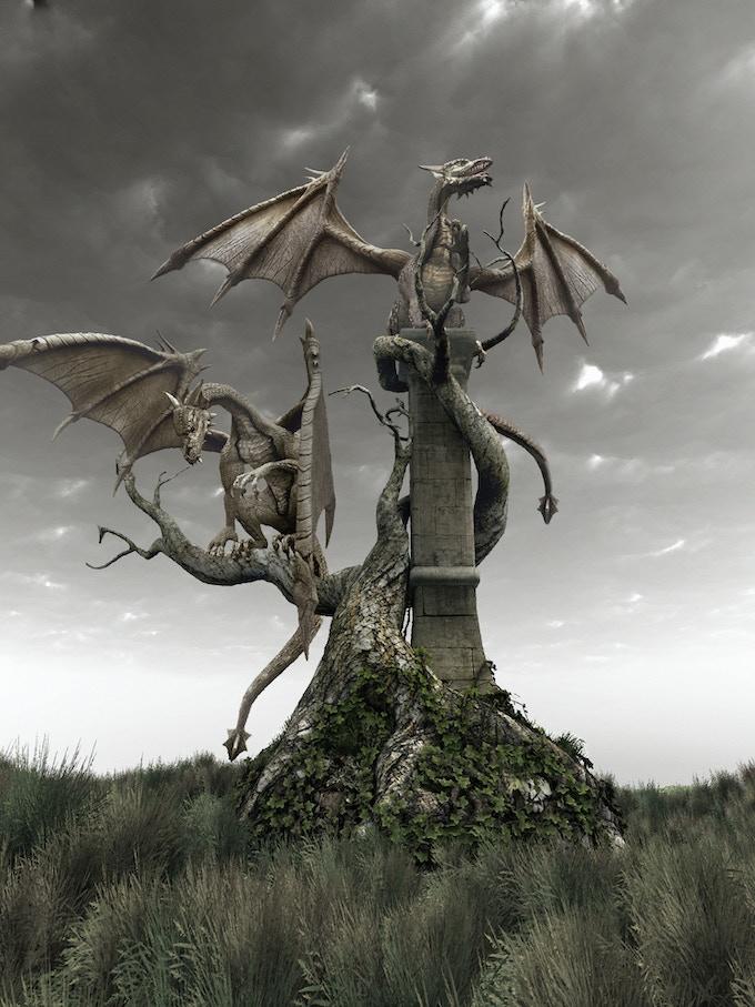 Infant Dragon
