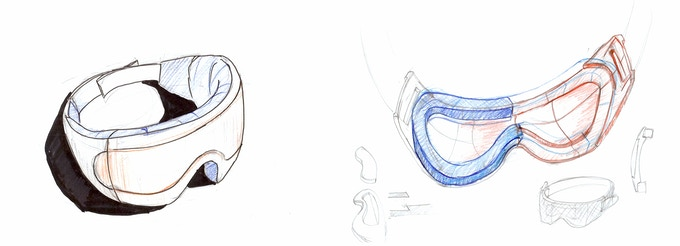 Product early sketches vol. 2