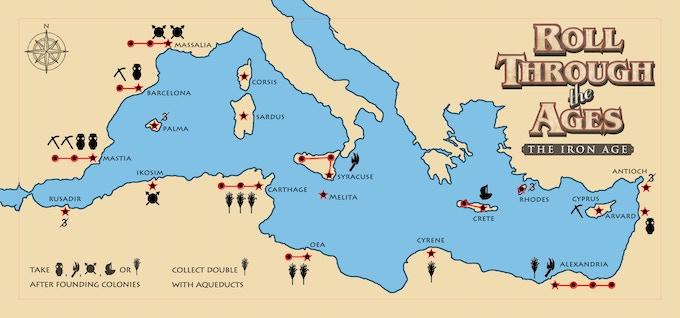 RTTA: The Iron Age -- The Mediterranean Expansion