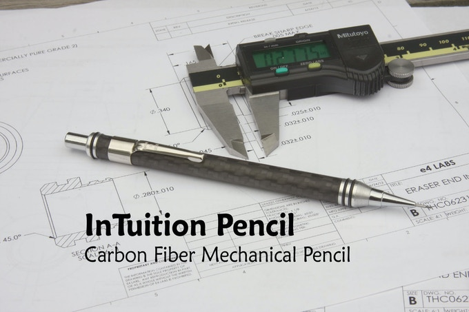 Prototype InTuition Pencil