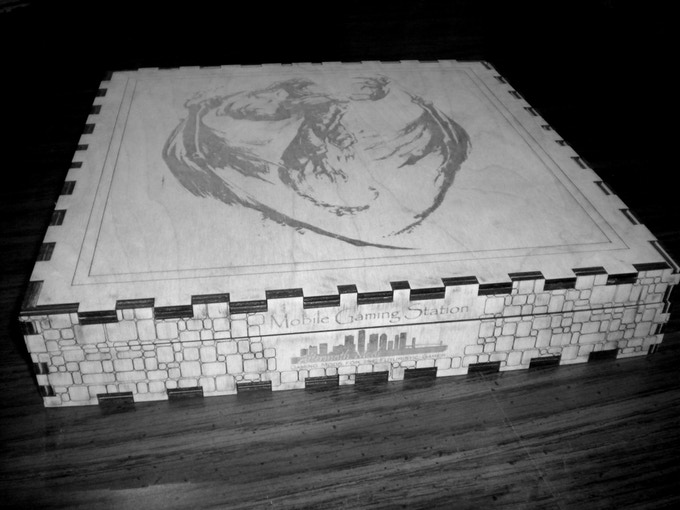 Demon Design Box