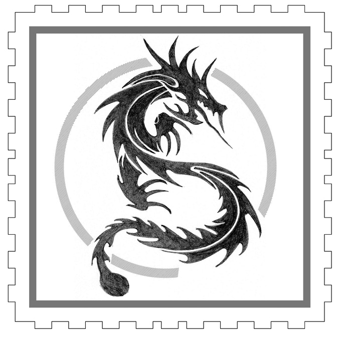 DRAGON - OR CHOOSE YOUR OWN