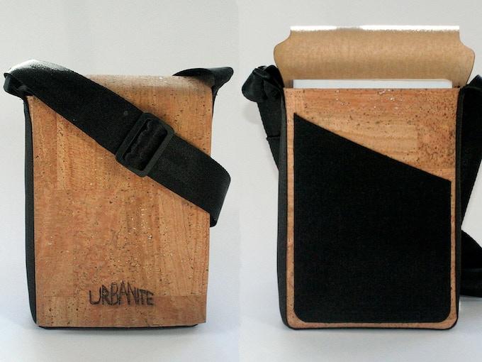 The Urbanite mini messenger bag.
