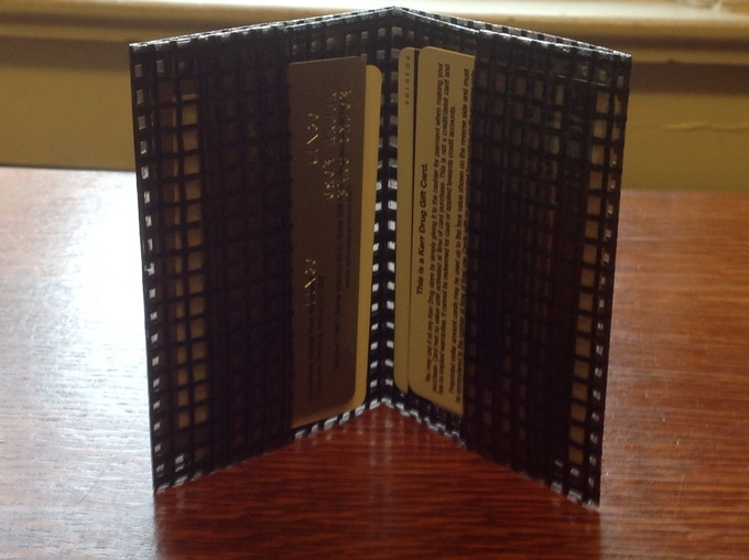 Backslider Cardholder