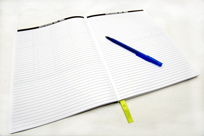 Three additional blank pages per month for reflection, notes and journaling