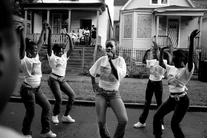 The Girls, 2008 Chicago