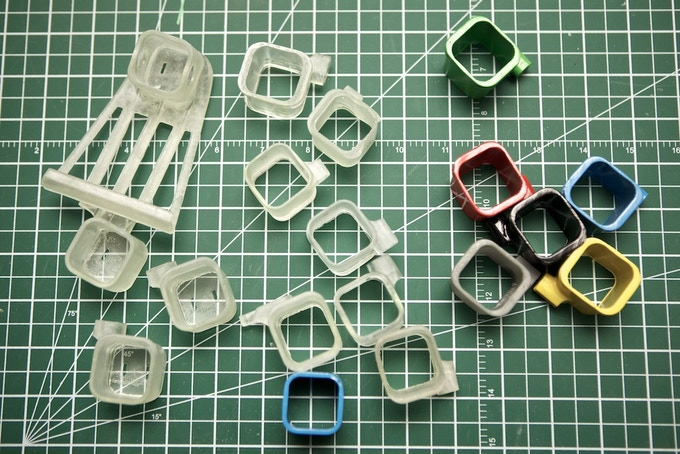 Prototype i'm Tidy samples
