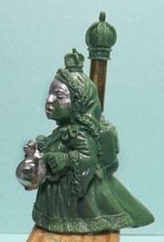 Queen Victoria Steampunk Empress